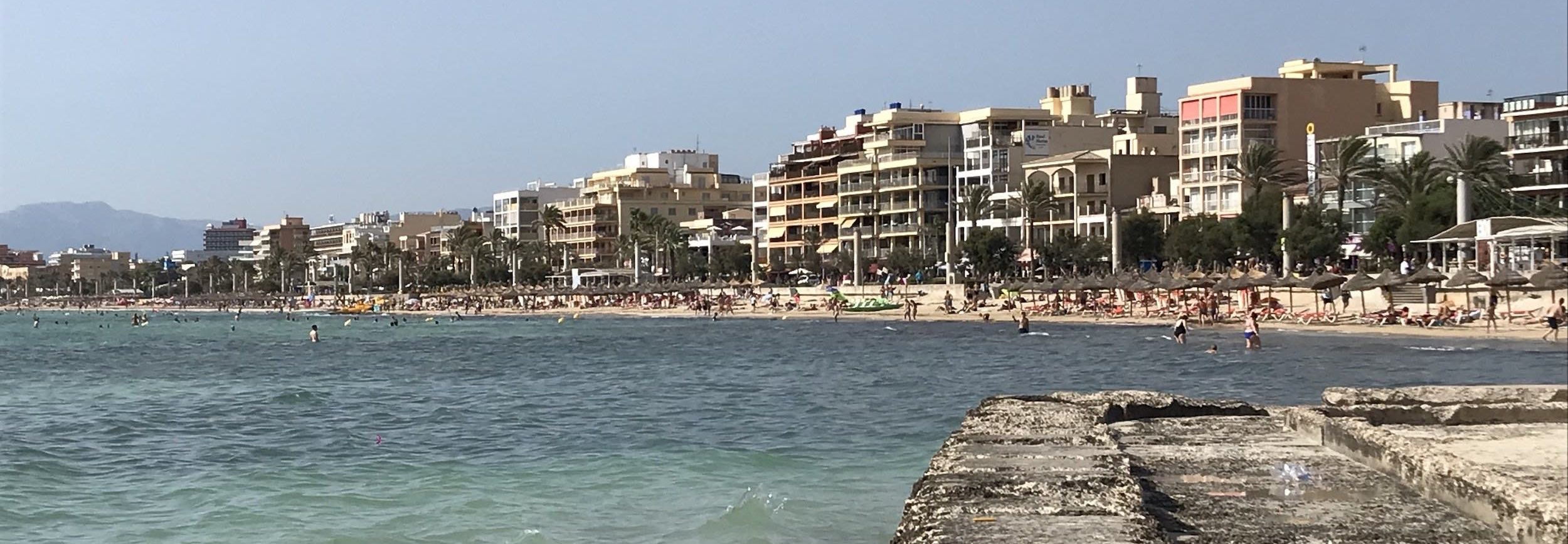 Palma-Bucht-Mallorca